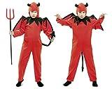 My Other Me Diablo Rojo 5-6 AÑOS