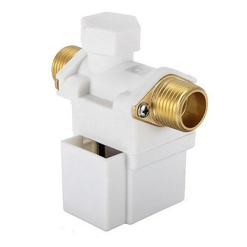 TOOGOO(R) DC 12V Elektro Magnetventil Ventil Electric Solenoid Magnetic Valve fuer Wasser