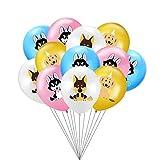 24Pcs 12inch Dog Latex Balloons Dog Birthday Balloons for Dog Birthday Decoration Dog Party Supplies Dog Adoption