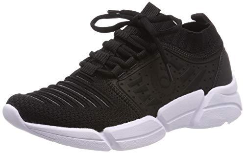 bugatti Damen 431668606969 Slip On Sneaker Schwarz (Black 1010), 36 EU
