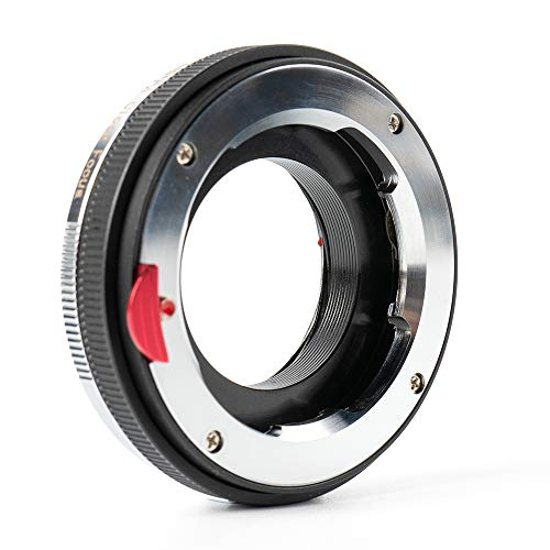 7artisans LM-FX Close Focusing Adapter Ring for Leica M Lens to Fuji X-T1 X-T10 X-T2 X-T20 X-T3 X-T30