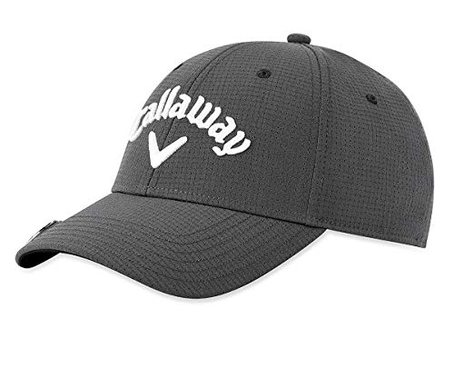 Callaway Golf Stitch Magnet Hat, Charcoal