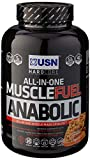 USN Muscle Fuel Anabolic Protein ShakeCaramel Peanut, 2 kg