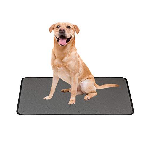 Wiederverwendbare Hundekisten-Pads – waschbare Hundebett-Matte, rutschfeste Haustier-Trainingsunterlage ist perfekt für Hundebett, Kiste, Zwinger und mehr