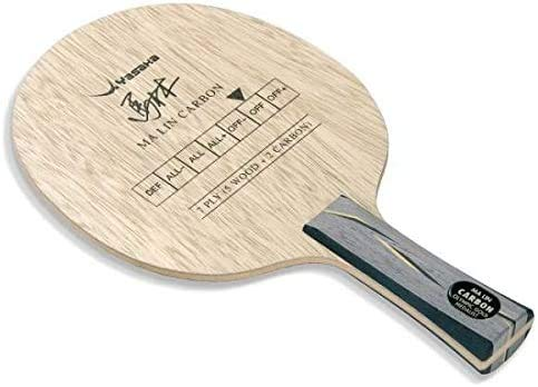 Find Discount YASAKA Ma Lin Carbon Table Tennis Blade (FL)