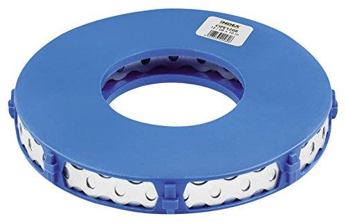 INDEX Fixing Systems CIPEA21708 [ Ci-PE Cinta Perforada Curva. Inoxidable A2 (17 x 0,8 x 10 m)