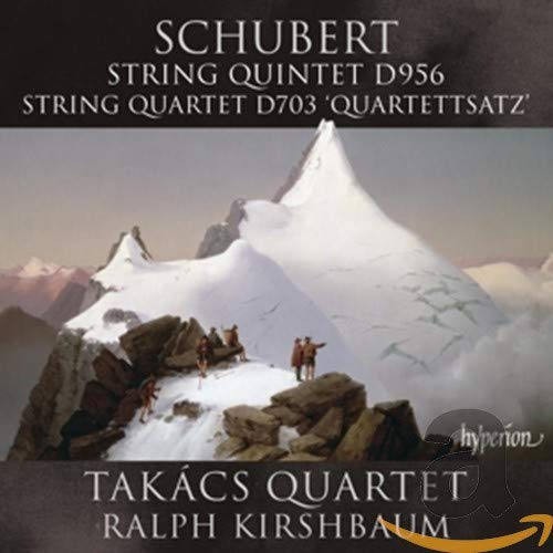 Schubert: Streichquintett C-Dur D 956 / Quartettsatz D 703