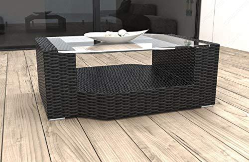 Sofa Dreams Designer Rotin Table Messana pour Jardin et Terrasse