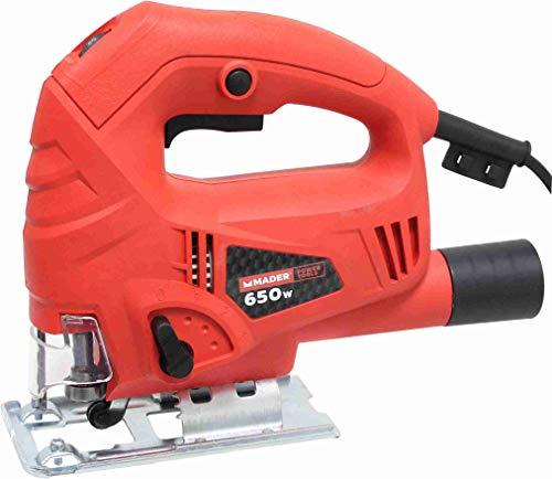 Mader Power Tools 63296 decoupeerzaag met laser 650W-63296