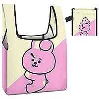 アニメ エコバッグ 折りたたみ 人気 おしゃれ ショッピングバッグ 大容量 買い物袋 コンパクトバッグ 軽量 レジバッグ マイバッグ 防水 肩から提げれる 洗える