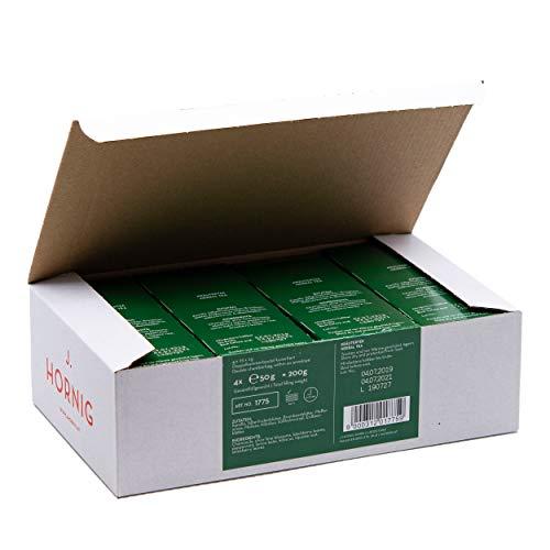 J. Hornig Kräutertee, 4 x 25 Packung, 100 Teebeutel, Tee im Vorratspack, natürliche Kräuterteemischung ohne zugesetzte Aromen