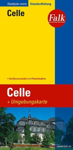 Falk Stadtplan Extra Standardfaltung Celle