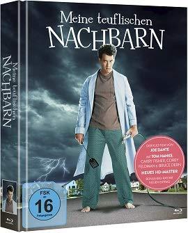 Meine teuflischen Nachbarn - Limited 2 Disc Mediabook (neuer HD Bildtransfer) - Blu-ray