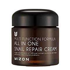 With 92 percent snail mucus extract, it provides outstanding skin regeneration and recovery, solves multiple skin concerns and trouble all-in-one Anti-aging, fine wrinkle, blemish, acne scar, and pore care that creates elastic, bouncy, bright, and he...