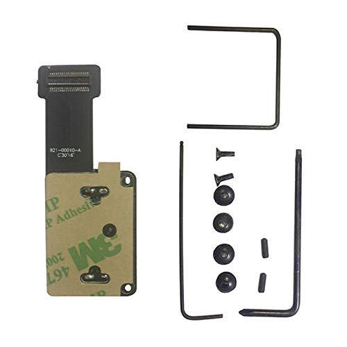 Allshopstock (#31) SSD Kabel Pcie Anschluss 821-00010-a With Tool Satz für Apple Mac Mini A1347 2014 und 2015 Year
