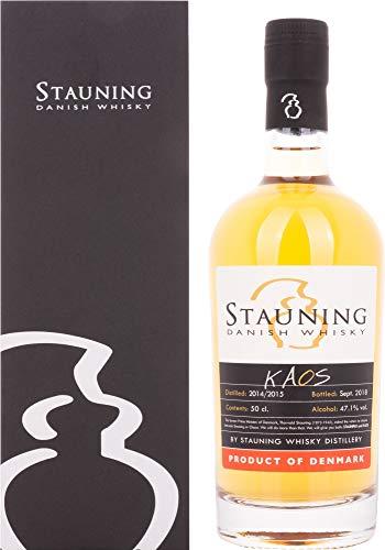 Stauning KAOS Danish Whisky (1 x 0.5 l )