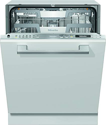 Miele G 7150 SCVi vollintegrierter Geschirrspüler mit 3D-MultiFlex-Schublade / A+++ / 213 kWh / QuickPowerWash / AutoOpen-Trocknung / 14 Maßgedecke / 44 dB / 6 Spülprogramme
