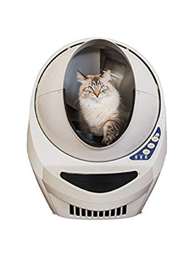 Litter-Robot Iii Open Air Automatic Self-Cleaning Litter Box by Litter-Robot