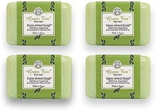 Best green tea soaps Reviews