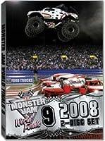 Monster Jam World Finals 9 2008 DVD