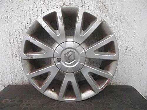 Llanta Renault Clio Iii ALUMINIO 14PR166.5JX16CH4-43 6.5JX16CH4-43 (usado) (id:rectp3465881)