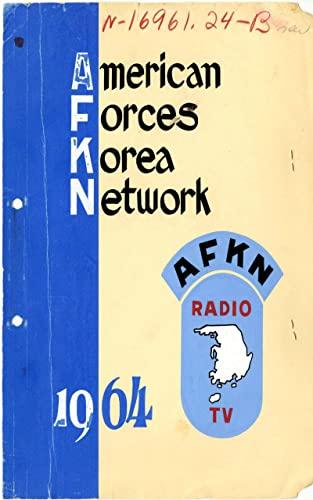 American Forces Korea Network, 1964. (English Edition)
