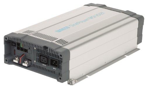 Dometic SinePower MSI 3512T, Sinus-Wechselrichter, Auto Spannungswandler 12 V auf 230 V, Überspannungsschutz, 3500 W, mobile Steckdose