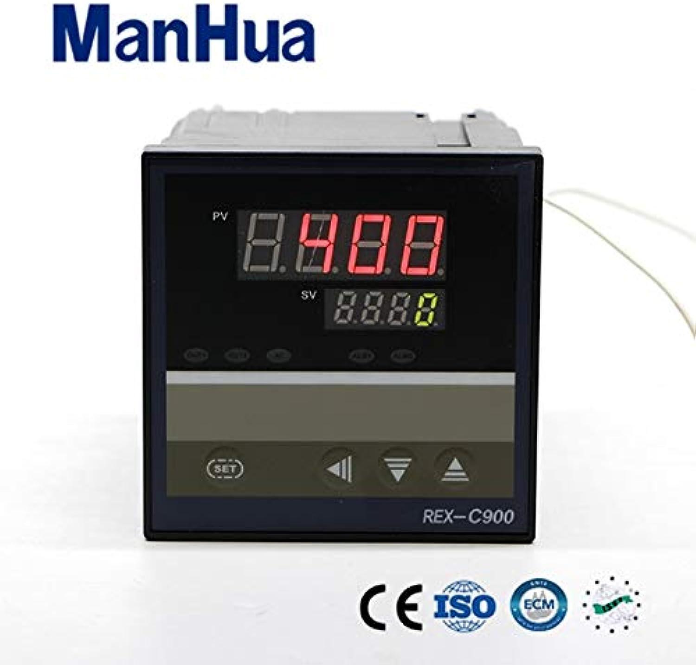 Manhua 220VAC REX C900(MEX C900) Intelligent PID Digital Temperature Controller Smart Switch Lamp