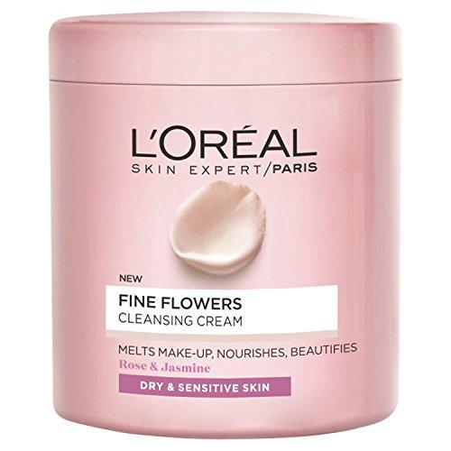 L 'Oreal Paris fina flores limpieza bálsamo, 200ml
