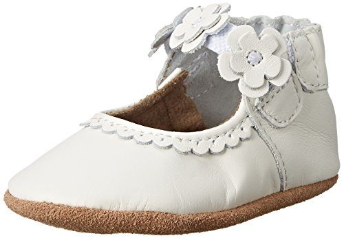 Infant Robeez White Shoes