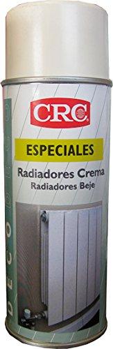 Crc - Laca resistencia 120o especial para pintado radiador crema