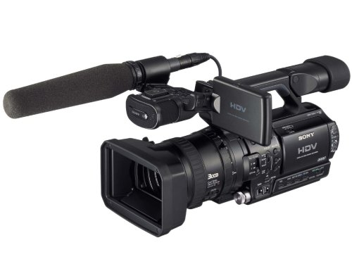 Sony-e caméra hVR z1