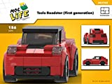 Tesla Roadster (First generation) (Instruction Only): Moc Life (English Edition)