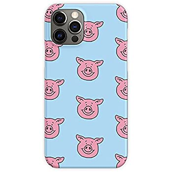 Sweets M Candy Pig Percy British Marks and Spencer S - iPhone 12 / iPhone 12 Pro and Other Phones Case - Printed Unique Design Protection & Shockproof Back Cover I Customize
