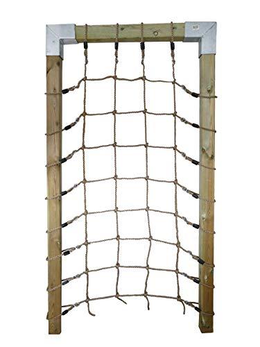 Gartenpirat Kletternetz für Rahmen 200 x 125 cm