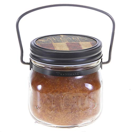 McCalls Candles 16 Oz. Double Wick Mason Jar Country Store