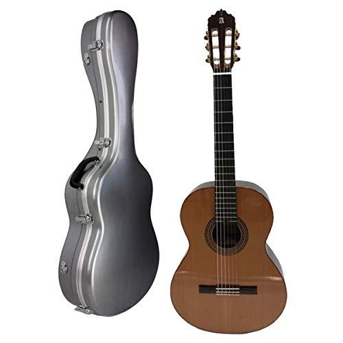 Klassische Gitarre Alhambra 30 Klavier Ziricote + Etui