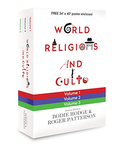 Compare Textbook Prices for World Religions and Cults Box Set World Religions & Cults Box Edition ISBN 9780890519714 by Bodie Hodge,Roger Patterson