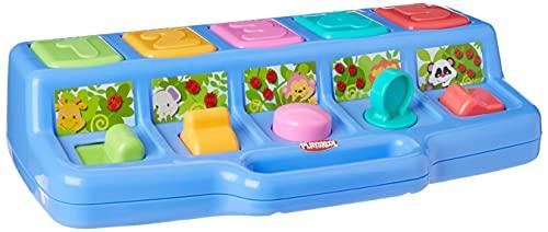 Playskool - Animalitos saltarines (Hasbro 06205F02)
