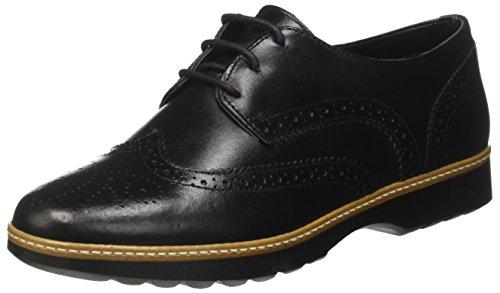 BATA 5246174, Sneaker a Collo Basso Donna, Nero, 37 EU