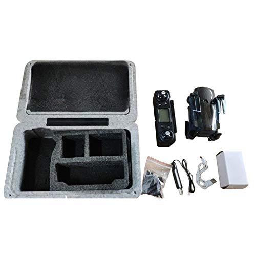 Toda la máquina k20 ESC HD fotografía aérea Juguete máquina 4K cámara Espuma Caja de Almacenamiento Doble batería
