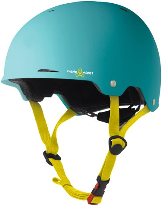 Triple Eight Gotham Rubber Helmet