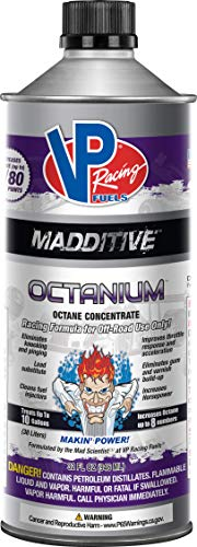 VP Racing Fuels 2855 Madditive Octanium Octane Booster