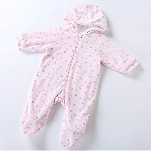 Mono Invierno Para Bebé,Mono Con Capucha Mono Bebé Invierno, Recién Nacido Bebé Invierno Ropa...