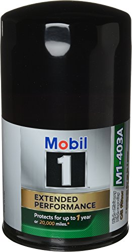 Mobil 1 M1-403A Extended Performance Oil Filter, 1 Pack