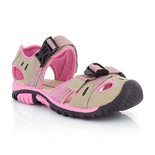 KIMBERFEEL - Zapatillas de Deporte de Sintético Mujer, (Fucsia), 38 EU