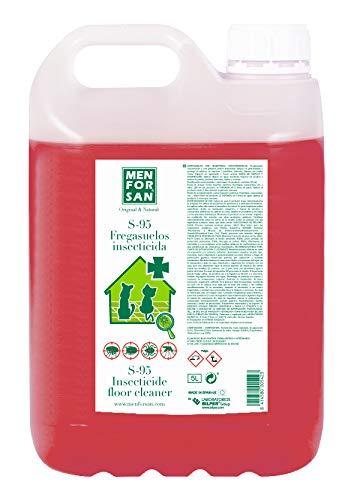 MENFORSAN Limpiasuelos Insecticida - 5 Litros