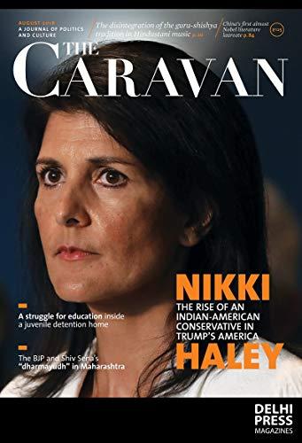 The Caravan Magazine- August 2018 ( Kindle Edition ) (English Edition)