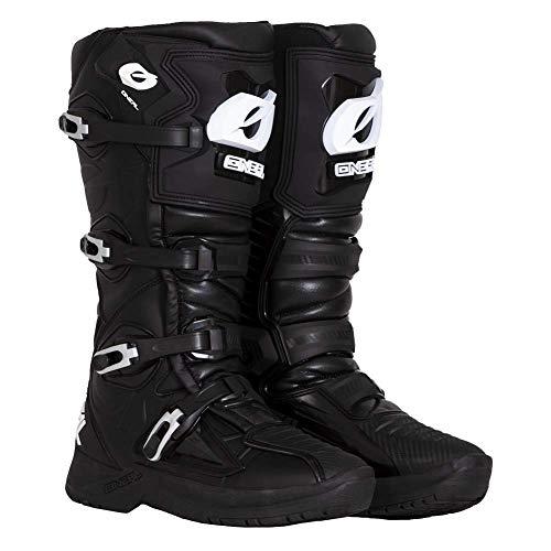 O'NEAL RMX MX Motocross Supermoto Motorrad Stiefel schwarz 2020 Oneal: Größe: 9/42