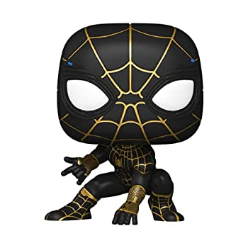Funko Pop! Marvel  Spider-Man  No Way Home - Spider-Man in Black and Gold Suit